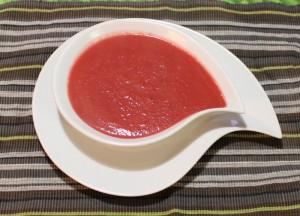 soupe de bettrave