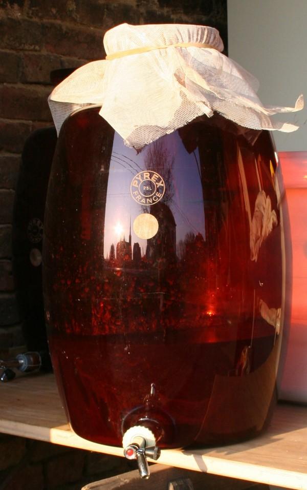 Pour fabriquer du vinaigre mange des fleurs - Faire une mere de vinaigre ...