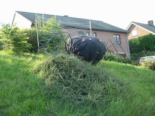 la grosse araignee